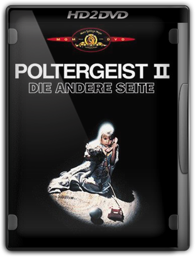 hd2dvd releases poltergeist 2 die andere seite 1986. Black Bedroom Furniture Sets. Home Design Ideas