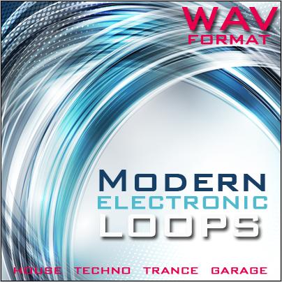 Modern electronic loops [WAV]