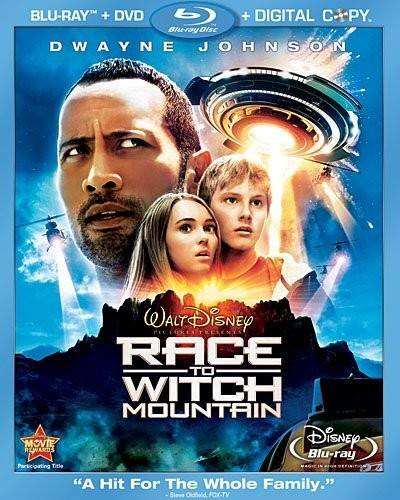 Ведьмина гора - Race to Witch Mountain (2009 г./BDRip) 1.37 GB