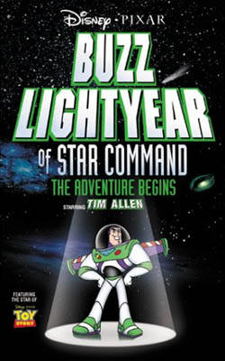���� ������ �� �������� �������: ����������� ���������� - Buzz Lightyear of Star Command: The Adventure Begins (2000 �. / DVDRip) 700 MB