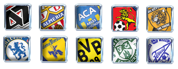 PES 2011 Premier League Style Logos by radeqq81