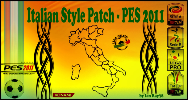 Italian Style Patch 2011 by Ian Ray78® – update 1.1