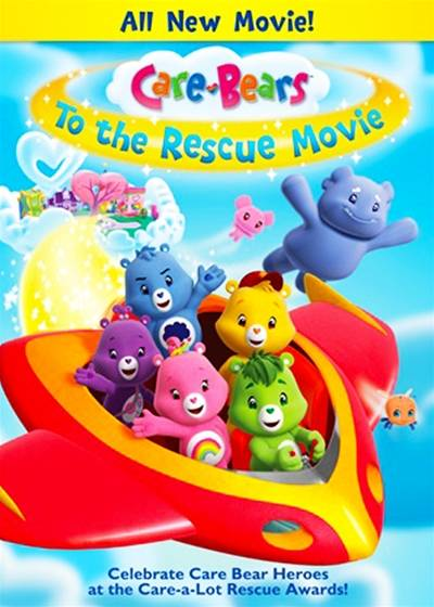 ���������� ����� ������ �� ������ / Care Bears to the Rescue (2010) DVDRip