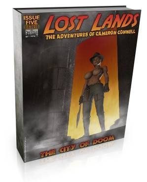 Lost lands issue 5