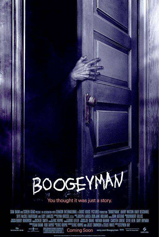 Boogeyman – Der schwarze Mann
