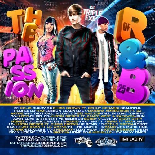 VA – The Passion Of R&B 25 (2011)