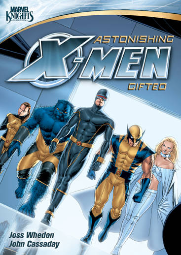 ������������ ����-���: ��������� - Astonishing X-Men: Gifted (2009 �. / DVDRip) 1.03 GB