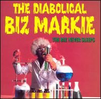 Cover Album of Biz Markie - The Biz Never Sleeps (1989)