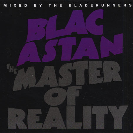 Cover Album of Blacastan-The Master of Reality-2010