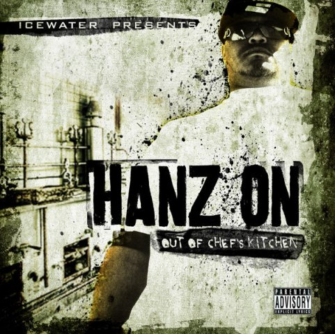 Cover Album of Hanz On-Out of Chefs Kitchen-2010