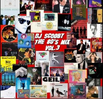 DJ Scooby - The 80's Mix Volume 03