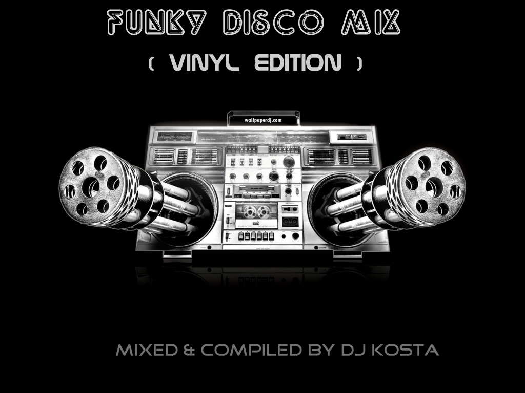 Funky Disco Mix!