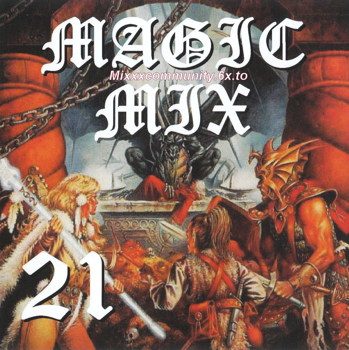 Magic Mix 21