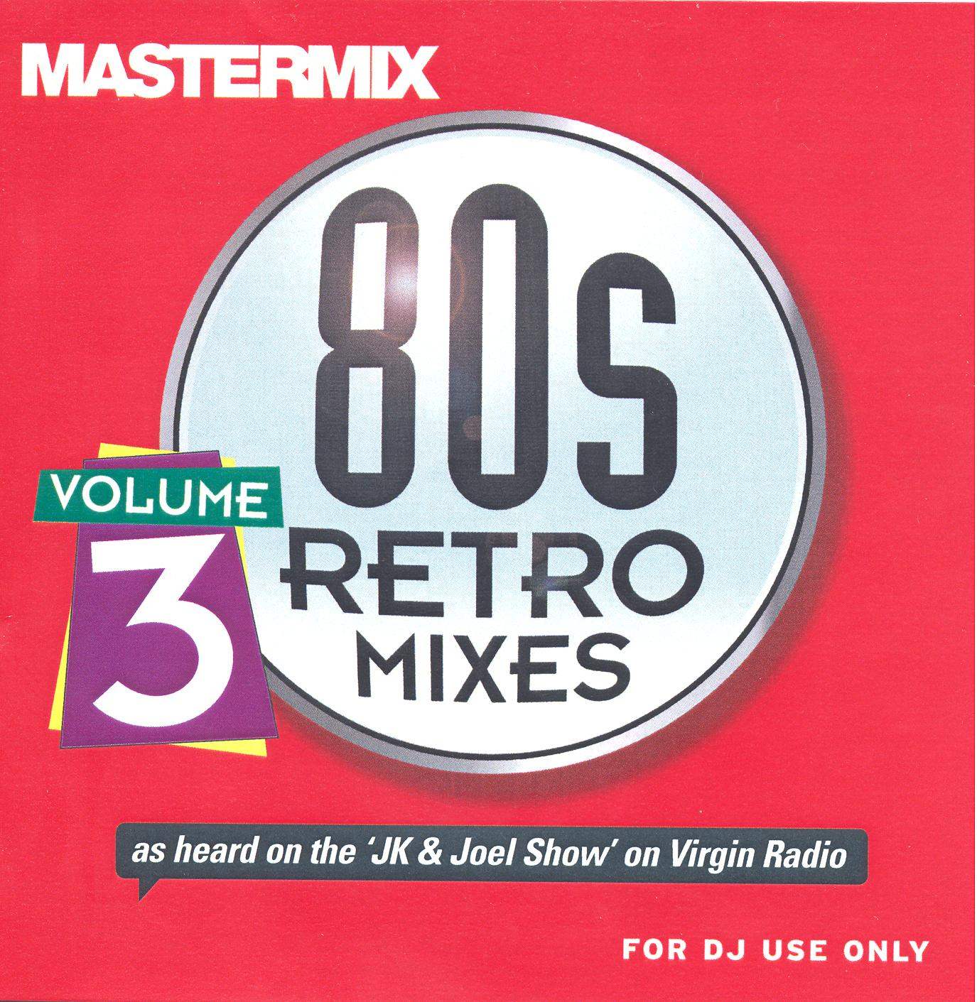 Mastermix - 80's Retro Mixes - Vol.3