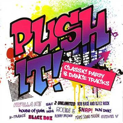 Va-Push It Classic Dance Party Tracks