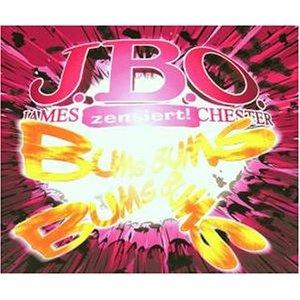 J.B.O.-Bums Bums Bums Bums-CDM-2001