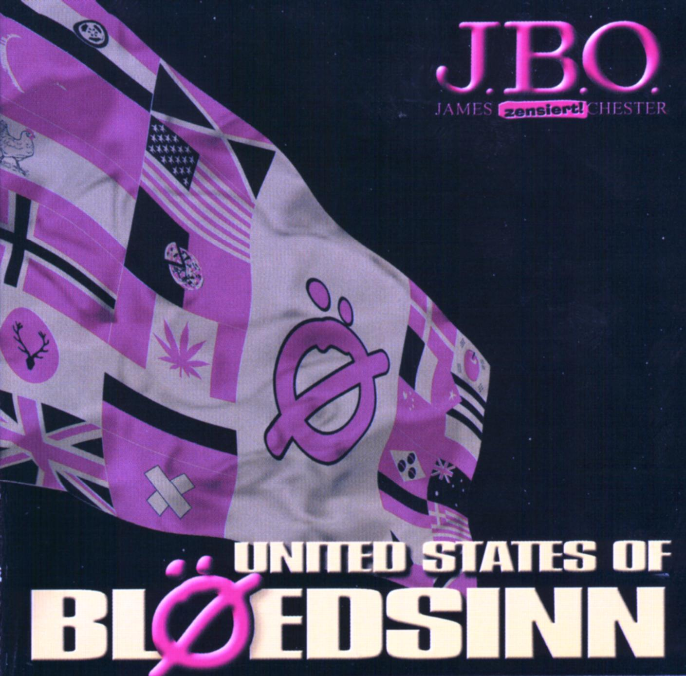 J.B.O.-United States Of Bloedsinn-DE-2004
