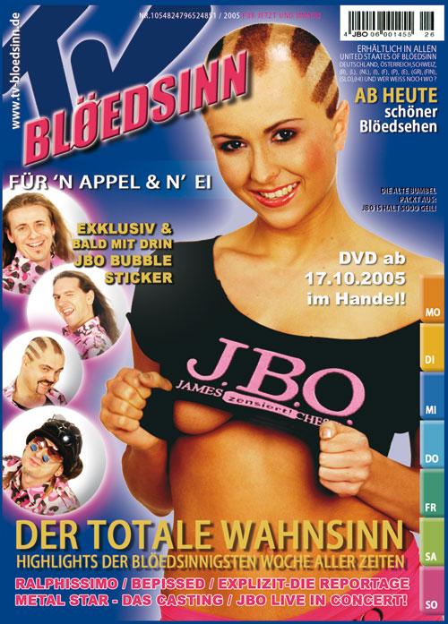 J.B.O.-Tv Bloedsinn-DE-2005