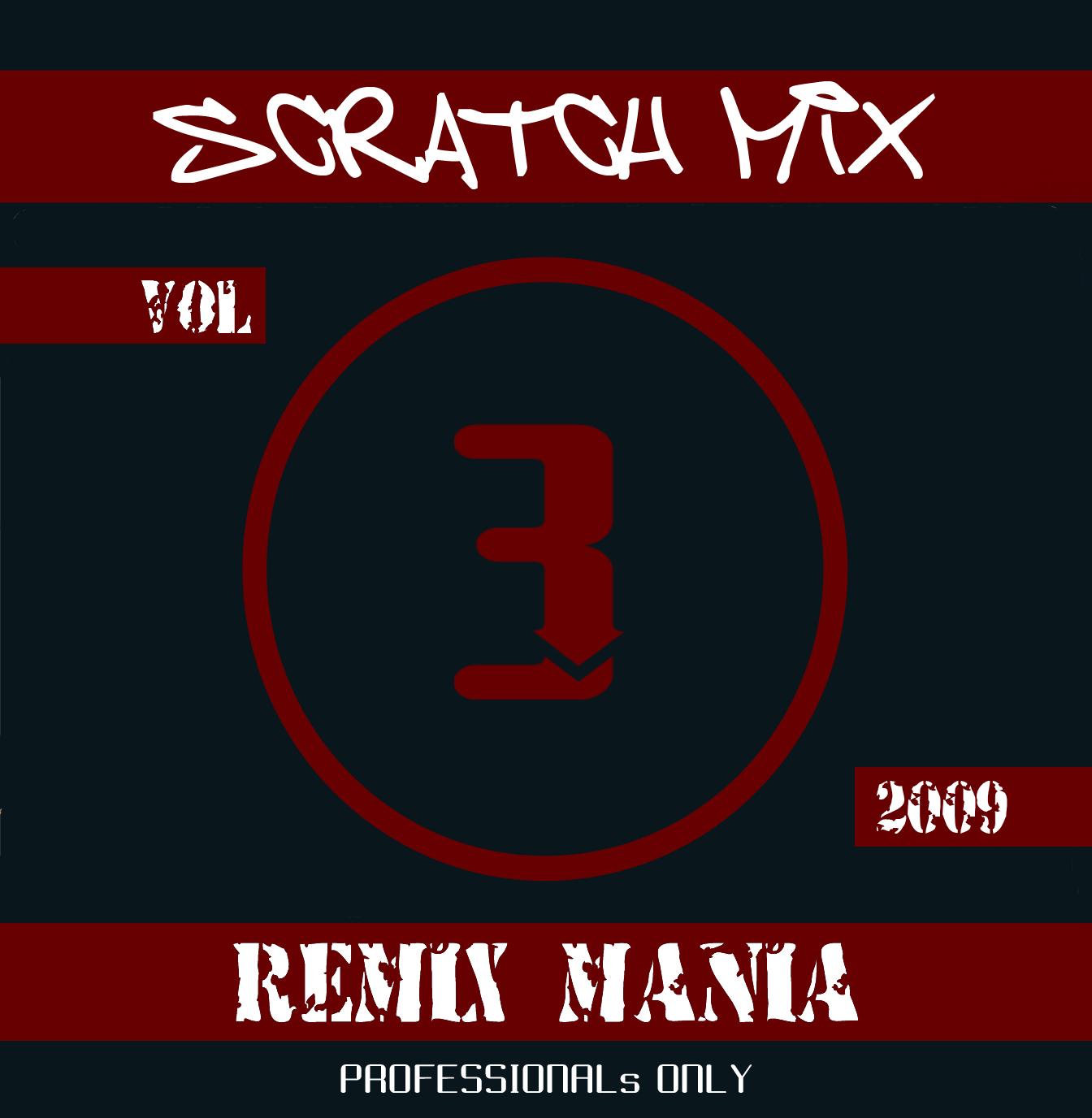 Remix Mania Vol. 3