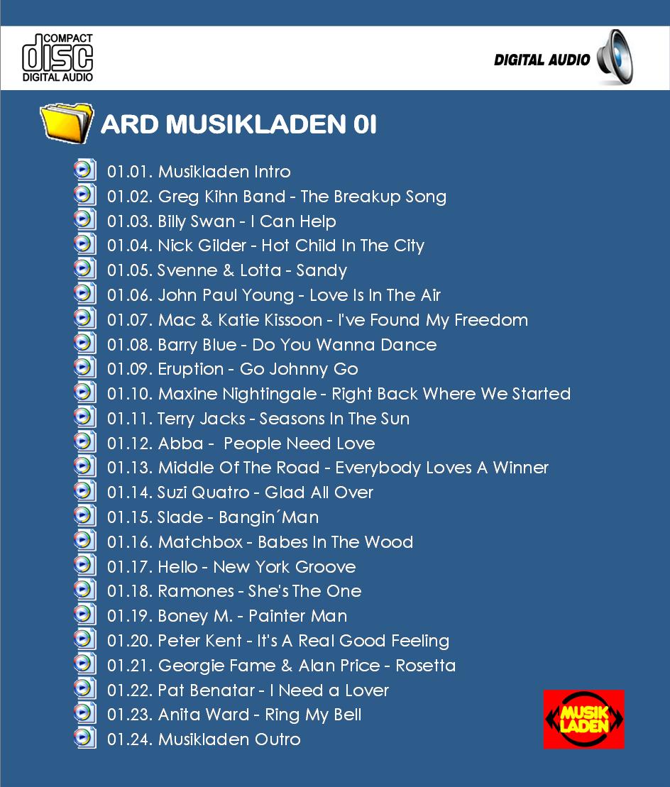 Ard Musikladen 01