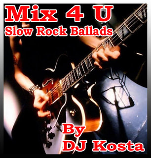DJ Kosta - Slow Rock Ballads Mix