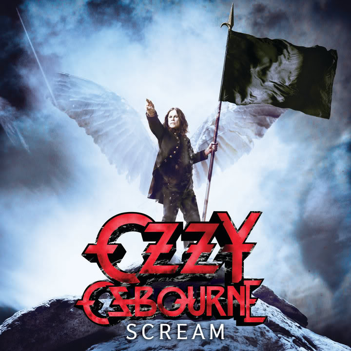 Cover Album of (MS rip) Ozzy Osbourne - Scream (2010)