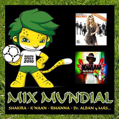 Va-Mix Mundial 2010 (Waka Waka Mix)