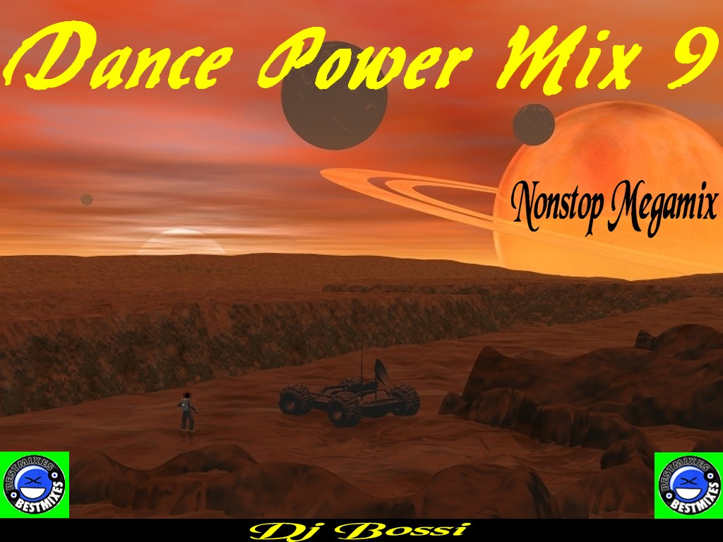 DJ Bossi - Dance Power Mix 9