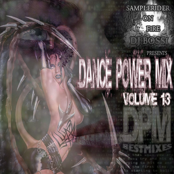 DJ Bossi - Dance Power Mix 13
