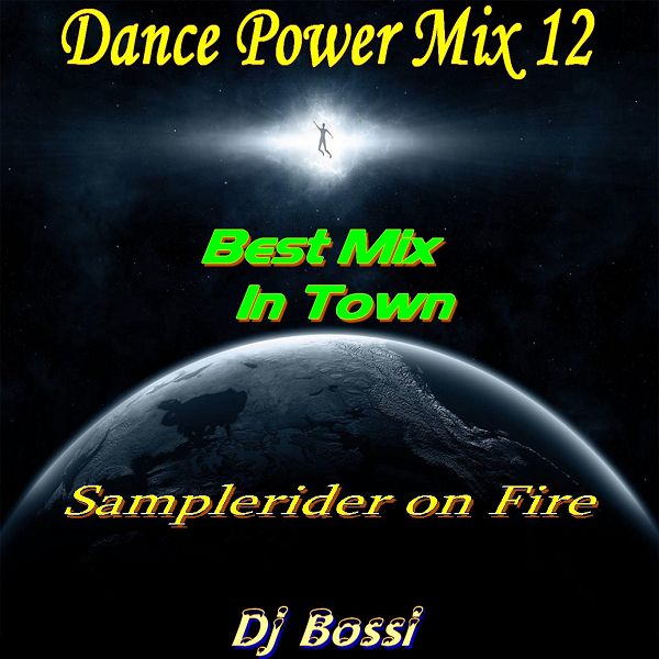 DJ Bossi - Dance Power Mix 12