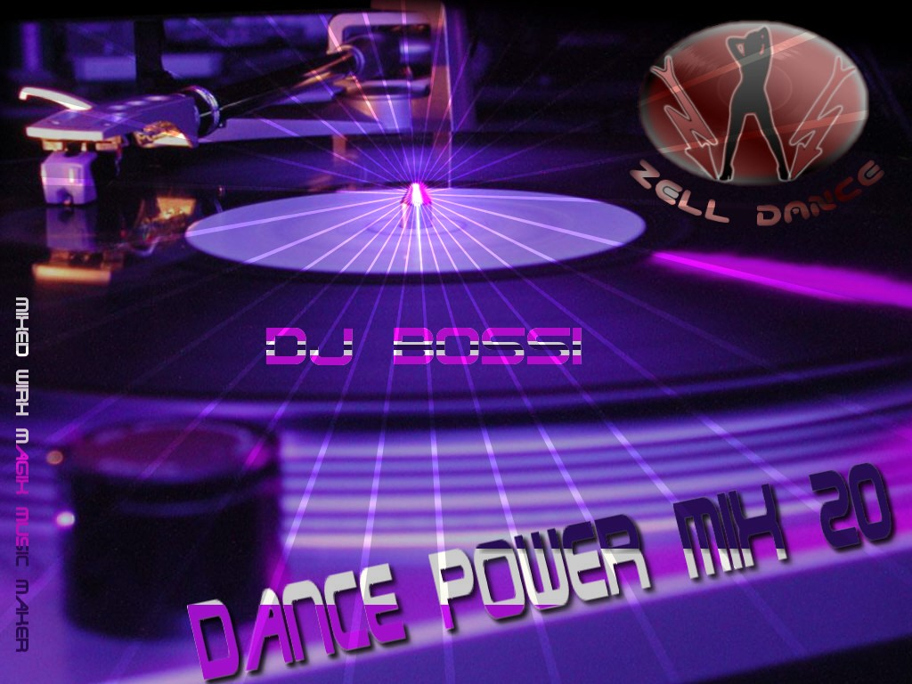 DJ Bossi-Dance Power 20