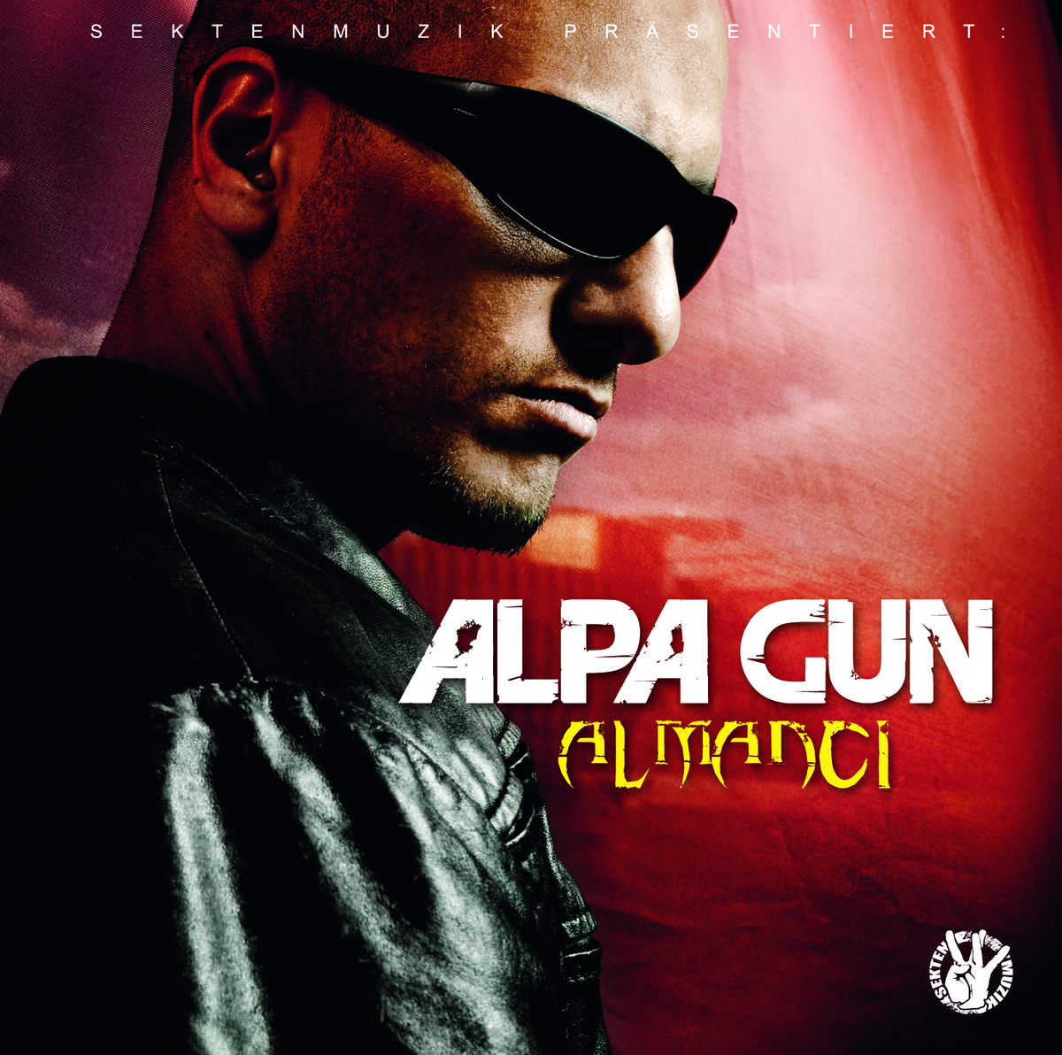 Cover Album of Alpa Gun - Almanci (2010)