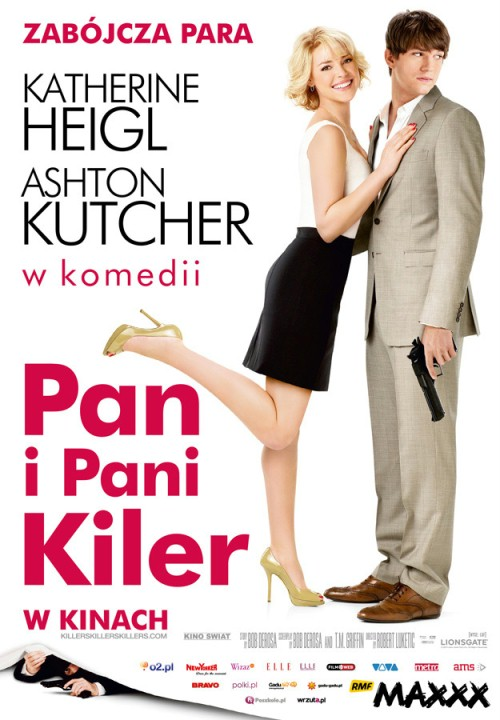 Pan i Pani Kiler / Killers (2010) PL.DVDRip.XViD-DECADE