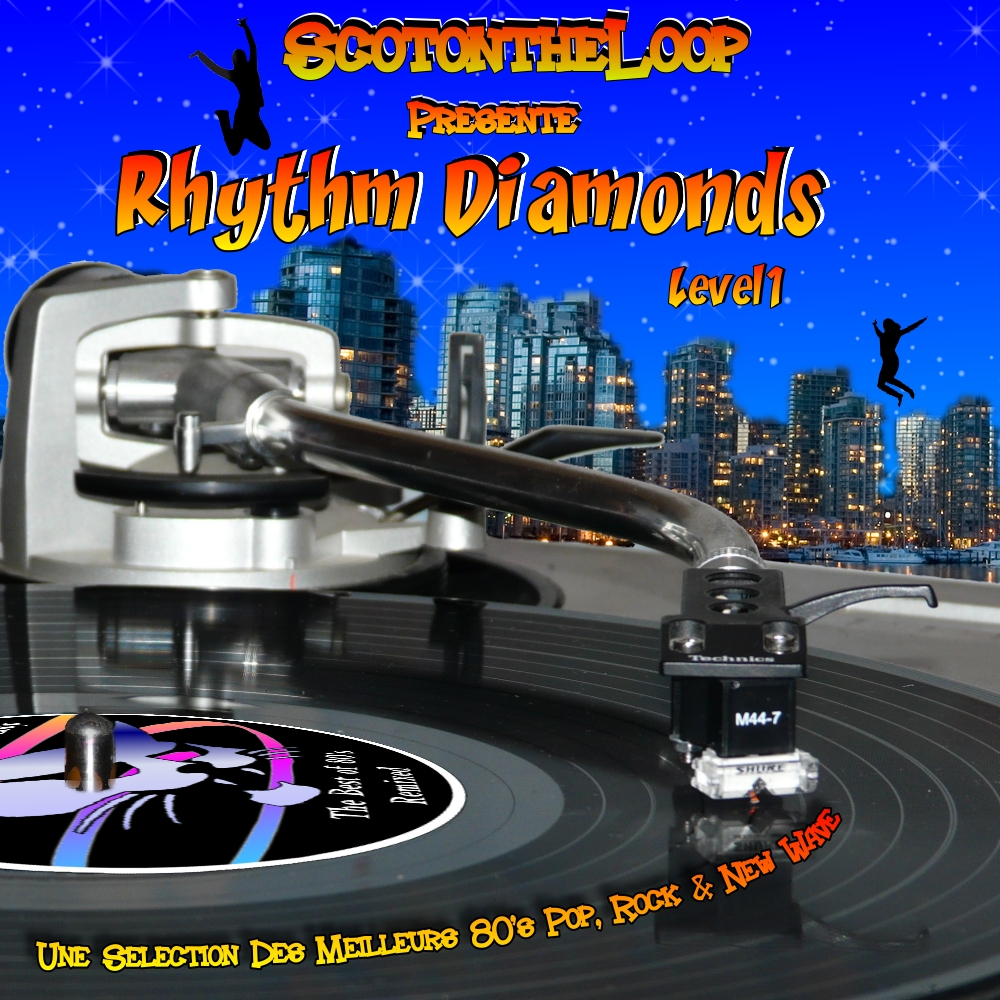 Scoton the Loop - Rhythm Diamonds (Level 1)